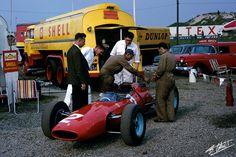 1964 GP Holandii (Ferrari 158)