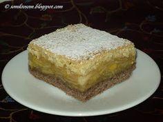 RECEPTY Z MOJEJ KUCHYNE A ZÁHRADY: Jablkový koláč - dvojfarebný