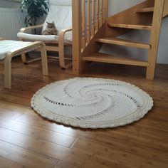 dywan szydelkowy