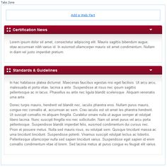 Transform a SharePoint Web Part Zone into Tabs