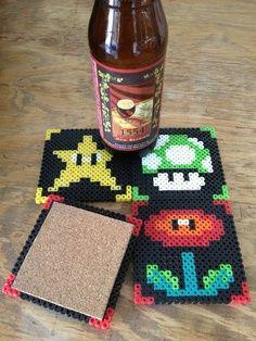 Super Mario Brothers - Coasters