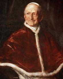 "RORATE CÆLI: ""Vatican's dear citadel / Besieged of hell?"": A Poem Written by Pope Leo XIII - poetry"