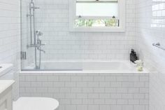 Black and white bathrooms are so on trend right now. Read more on monochrome bathrooms thanks to Integriti Bathrooms Sydney bathroom renovations