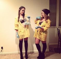 16 disfraces muy sexys pero no vulgares para halloween - Halloween Costume Breaking Bad