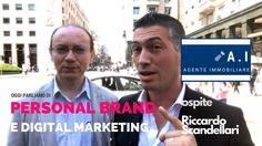 Agente Immobiliare (A.I 2) Personal Brand e Digital Marketing Riccardo S...