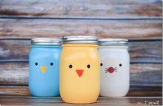 Chick, Bunny & Bird