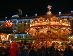Dresden Christmas Market   photo