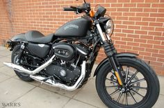 HARLEY-DAVIDSON SPORTSTER XL883N IRON for sale in London …