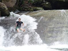 Josephine Falls near Innisfail #slide #Australia