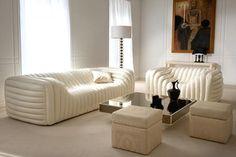 Bubble Sofa de Versace