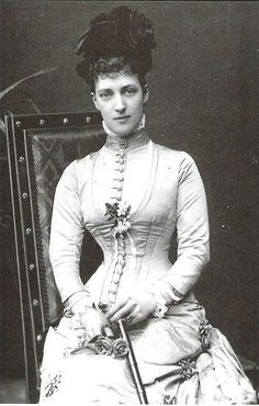 Alexandra of Denmark wife and queen-empress consort of King Edward VII of the United Kingdom and the British Dominions, Emperor of India She and her sister Dagmar were the supermodels of their day. Queen Victoria Family, Queen Victoria Prince Albert, Victoria Reign, Victoria And Albert, Princess Victoria, Windsor, Princess Alexandra Of Denmark, Princess Of Wales, Historical Costume