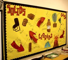 Primary Displays - Photographs and Examples of Primary Teaching Displays Teaching Displays, Class Displays, School Displays, Classroom Displays, Science Classroom, Classroom Activities, Classroom Ideas, Science Chemistry, Science Labs