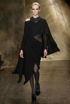 New York Fashion Week: fotos desfile Donna Karan O/I 2013-14
