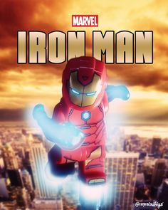 Just read the series of Invincible Iron Man and gosh I really love his new suit but I don't think it would make its way to the MCU but then why not? Lego Spiderman, Lego Ironman, Lego Marvel's Avengers, Lego Film, Lego Movie, Iron Man Kids, La Grande Aventure Lego, Lego Pictures, All Lego