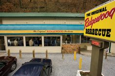 Ridgewood Barbecue, Bluff City, TN  Recently named Best BBQ joint in Tennessee