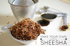DIY : Make your own sheesha!