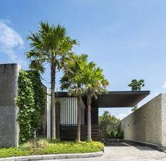 Villa de lujo en Bali, Indonesia por parametr Arquitectura