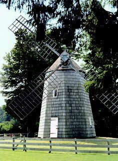 Hook Windmill, East Hampton