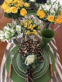 Lovely Table Setting...