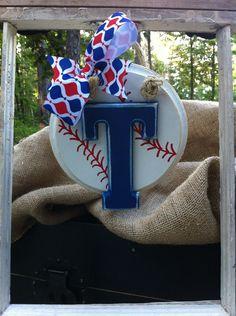 Texas Rangers Baseball Mini Classic Sign