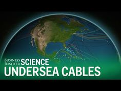 BI Science: Animated map shows the undersea cables that power the internet Economic Geography, Social Studies, Social Media, Computer Network, Physical Science, Big Data, Viral Videos, Need To Know, American History