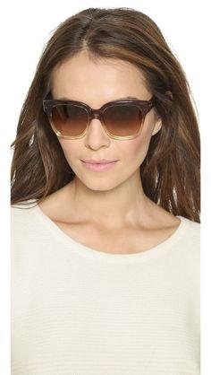 Oliver Peoples Eyewear Brinley Sunglasses