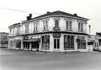 Victorian Coffee Gallery, on the corner of Oxford Terrace and Montreal Street, Christchurch
