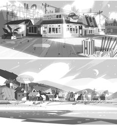 The art show Steven Universe, Cartoon Network (# 1) | THECAB - The Concept Art Blog