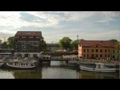 Klaipeda in a timelapse- Music- If you really care by Croquet Club