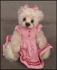 Gingham Dressed Bear