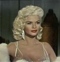"""Jayne Mansfield """"The Girl Can't Help It"""" (1956), """"Will Success Spoil Rock Hunter?"""" (1957), """"Too Hot to Handle"""" (1960)"""