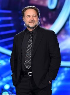 New project for Rusty: Russell Crowe, 51, is set to tell another tale from Down Under as he directs a film adaptation of comedian Ahn Do's memoir novel, The Happiest Refugee