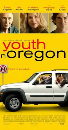 Directed by Joel David Moore.  With Nicola Peltz, Billy Crudup, Christina Applegate, Josh Lucas. A man is tasked with driving his embittered 80-year-old father-in-law cross country to be legally euthanized in Oregon, while along the way helping him rediscover a reason for living.
