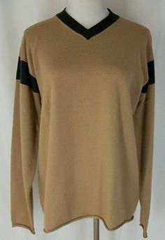 Armani Wool Sweater for Back to School