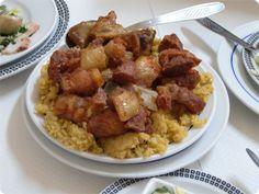 Este artigo não é para estômagos fracos, nem vegetarianos! Não por decisão nossa, mas sim porque a tradição gastronómica portuguesa em geral o dita.