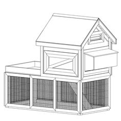 Chicken Coop Plans for newbies. Easy-to-build coop designs at affordable prices. We offer the best DIY Chicken Coop Plans perfect for the backyard coop builder!