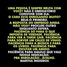 :: Martha Medeiros | karin izumi
