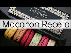 Los Clásicos de Gross ►Macarons◄ - YouTube Le Cordon Bleu, Fashion Themes, Cakes And More, Cake Pops, Party Themes, Projects To Try, Eyeshadow, Alba, Cupcakes
