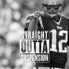 You tell em TOM