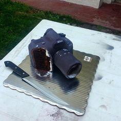 "Torta ""Nikon"""