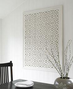 Image of: Decorative Wall Panel