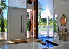 Decor Salteado - Blog de Decoração e Arquitetura : Hall de Entrada - a impressão é a primeira que fica!
