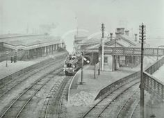 Clapham Junction Station, 1900 London