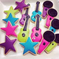 cookies for a music lover