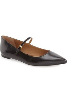 'Gracy' Mary Jane Flats by Calvin Klein, available for about $113