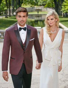 49 best Wedding Tux Ideas images on Pinterest   Wedding tux, Button ...