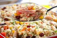 Receita de Arroz de Forno com Frango e Milho , Delicioso e fácil de fazer! Aprenda a Receita!