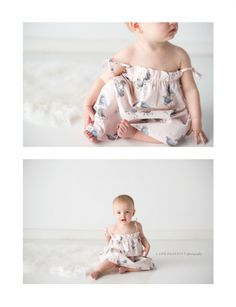 1 year session Baby photography Ft. Worth Texas Copyright Lane Proffitt Photography