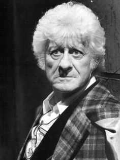 Jon Pertwee, the Third Doctor, was an officer in the Royal Navy during the Second World War, spending some time working in naval intelligence . He was a crew member of HMS Hood and was transferred off the ship shortly before it was sunk, losing all but 3 of the 1418 crew.