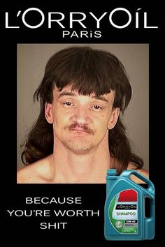 15 Most Unfortunate Haircuts for a Mugshot (funny mugshots, bad hair day)… Bad Hair Day, Funny People Pictures, Epic Fail Pictures, Crazy People, We The People, Funny Mugshots, Hair Fails, Sr1, Mullets